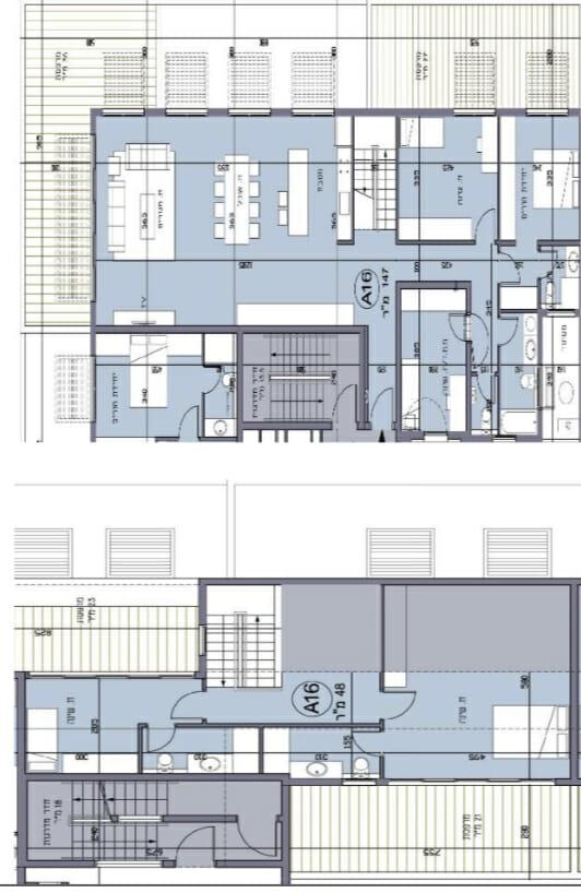 Duplex 6 pièces A16