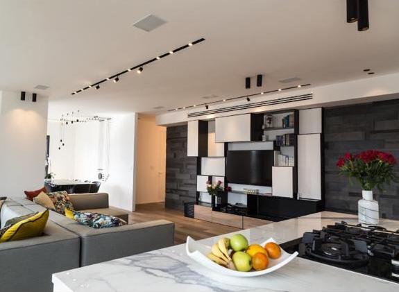 Appartement luxueux dans une tour de Tel-Aviv