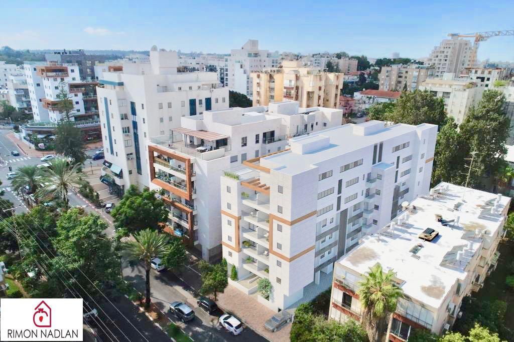 Projet Tama ,appartement neuf dans le centre de Raanana 2020